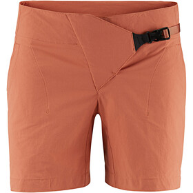 Klättermusen Vanadis Shorts Dame stone red